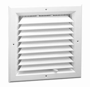 Al160 Square Ceiling Diffuser With Multi Louver Or Opposed