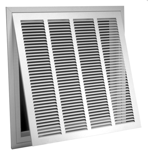 60ghff Stamped Face Return Air Filter Grille Li 632 Ceiling Wall Register