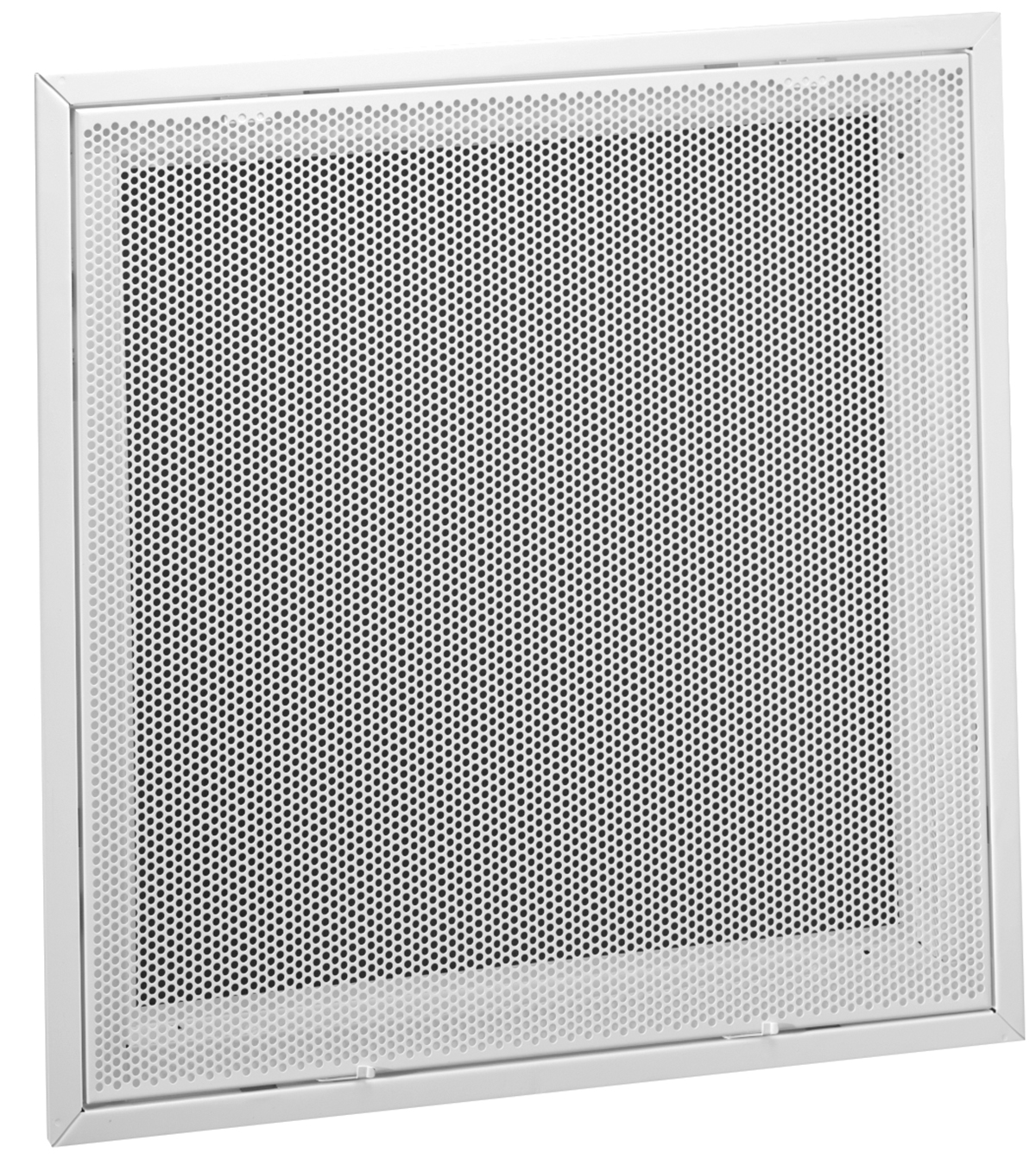12pffi Perforated T Bar Filter Frame With Molded