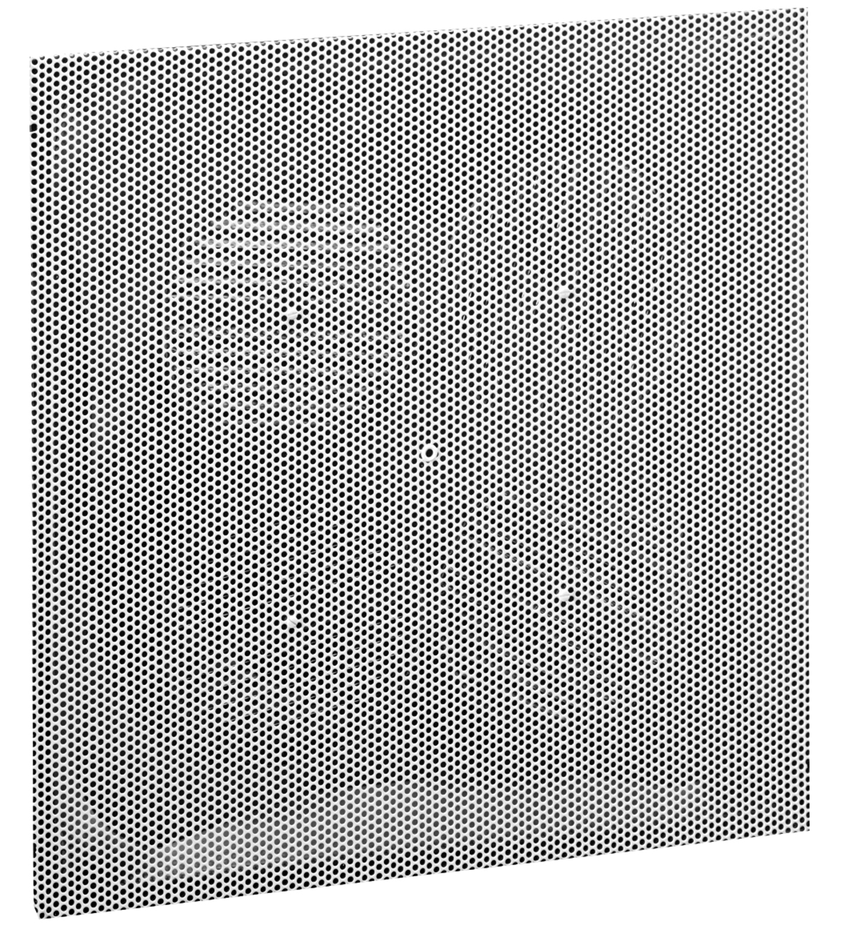 4250 Perforated Supply Diffuser Lima